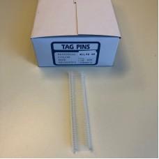Nylon textielpins 13mm standaard 5000st Td30310013