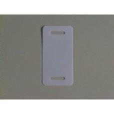 Kupa-labels 54x110mm wit 2-sleuven 1000st Td35987151