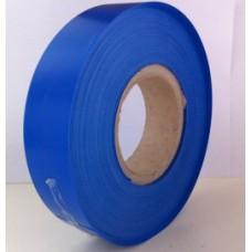Inlegstrook 40mm blauw 100mt Td20019398
