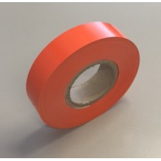 Inlegstrook 40mm oranje 100mt Td20019395