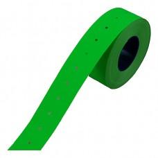 Etiket 21x12 rechthoek fluor groen permanent Tpk525322