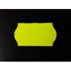 Etiket 26x12 golfrand geel diepvries Td27113303