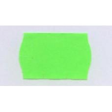Etiket 26x16 golfrand groen permanent Td27183017