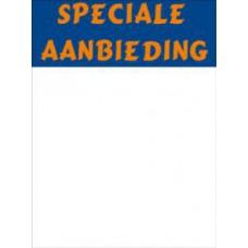 Prijskaart Speciale Aanbieding 6x8cm 100st Tfr26000608